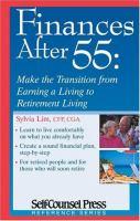 Finances After 55