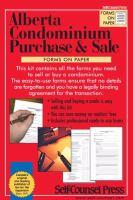 Alberta Condominium Purchase & Sale