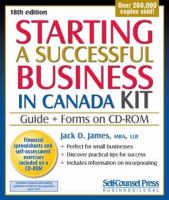 Starting A Successful Business In Canada