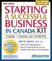 Starting A Successful Business In Canada