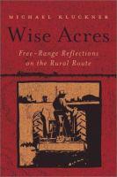 Wise Acres