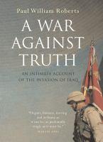 A War Against Truth