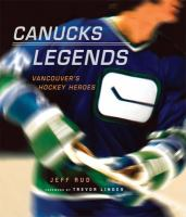 Canucks Legends