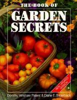 The Book of Garden Secrets