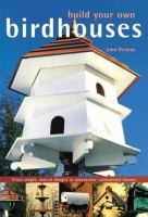 Build your Own Birdhouses