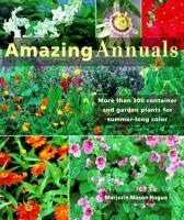 Amazing Annuals