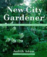 The New City Gardener