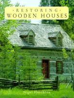 Restoring Wooden Houses