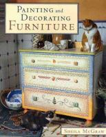 Painting and Decorating Furniture