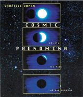 Cosmic Phenomena