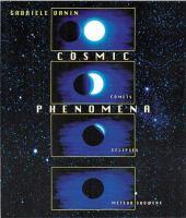 Cosmic Phenomena