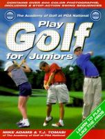 Play Golf for Juniors
