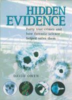 Hidden Evidence