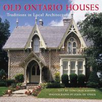 Old Ontario Houses