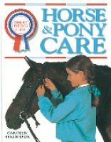 Horse & Pony Care