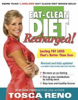 The Eat-clean Diet Recharged