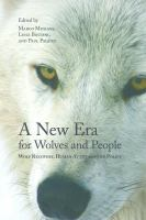 New Era for Wolves & People
