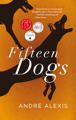 Cover image for Fifteen Dogs