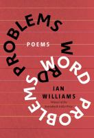 Word problems : poems