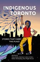 Indigenous Toronto cover