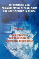 Information and Communication Technologies for Development in Africa - Volume 1