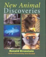 New Animal Discoveries