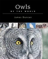 Owls of the World