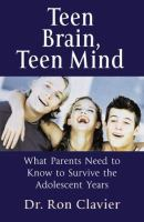 Teen Brain, Teen Mind
