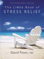 Image: The Little Book of Stress Relief
