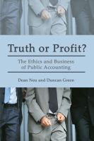 Truth or Profit?