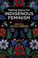 Image: Making Space for Indigenous Feminism
