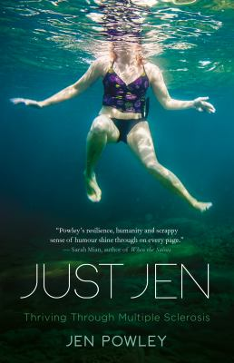 Cover image for Just Jen