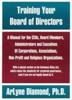 Training your Board of Directors