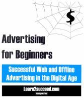 Advertising For Beginners
