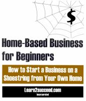 Home-based Business For Beginners