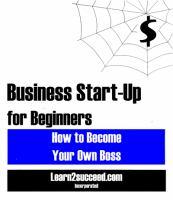 Business Start-up for Beginners