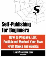 Self-publishing for Beginners