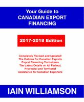 Your Guide to Canadian Export Financing