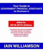 Your Guide to Government Financial Assistance for Business in Alberta