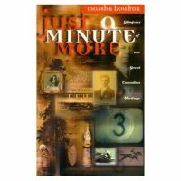 Just A Minute More
