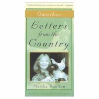 Letters From the Country Omnibus