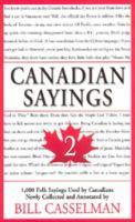 Canadian Sayings 2