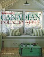 Canadian Country Style