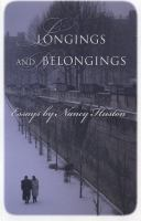Longings and Belongings