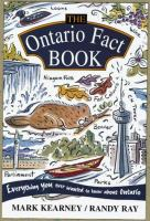 The Ontario Fact Book