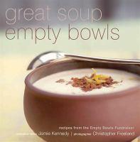 Great Soup, Empty Bowls