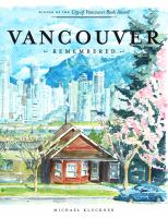 Vancouver Remembered