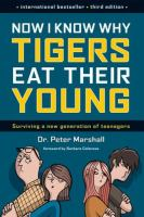 Now I Know Why Tigers Eat Their Young