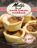 Marty's World Famous Cookbook