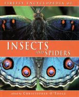 The Firefly Encyclopedia of Insects and Spiders
